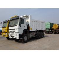 Wholesale 30T Heavy Dump Truck 15cbm Body Volume HW19710 Manual Transmission from china suppliers