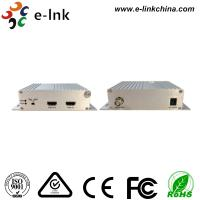 Wholesale HDMI TO TVI Video CCTV Fiber Optic Converter 4-5 Watts 400 Meters For 1080P from china suppliers