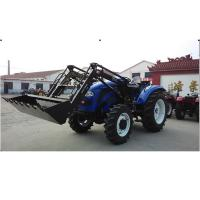 Wholesale High quality tractor implements front end loader for 80-125hp tractors from china suppliers