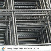 Wholesale Construction Welded Mesh Panel |2.0mm-6.0mm Wire Diameter and 8″ Aperture from china suppliers