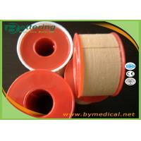 Wholesale Skin Colour 100% cotton Zinc Oxide Plaster Medical Adhesive Plaster Tape with Hypoallergenic Glue from china suppliers