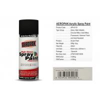 Wholesale AEROPAK acrylic Spray Paint for car 400ml cream white with SGS certificate from china suppliers