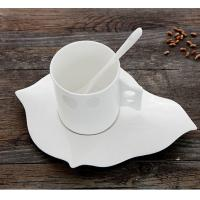 Wholesale Certifiction 3512 bone china coffee diamond heating plate ash 45% hot plates for coffee mug from china suppliers
