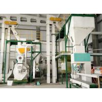 China Flat Die 3-4t/H Rice Husk Bamboo Straw Ring Die Wood Pelletizer Machine on sale