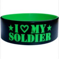 Custom Silicone Wristband Images Of Page 9