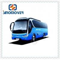 Buy cheap 47seats 10m Luxury Coach Bus With AC Toilet from wholesalers