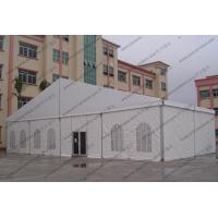 Wholesale Huge Gala Outdoor Circus Tent With Luxury Lining Glass Door For Open - Air Event Party from china suppliers