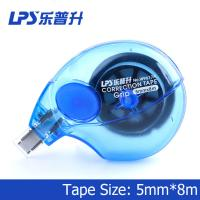 Quality Non Refillable Colorful Blue Correction Tape Item Side Way Correction Tape No W9617 for sale