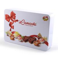 Wholesale Custom Recycled Exquisite Chocolate Tin Box from china suppliers