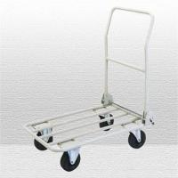 Wholesale Folding Utility Cart with Powder Coated and Rubber Caster from china suppliers