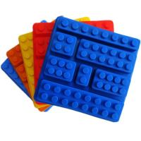 Wholesale Eco-friendly Custom Logo Hot Sales Reusable Silicone Ice Tray from china suppliers