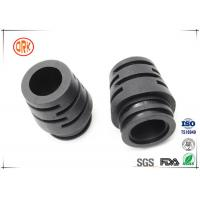 Wholesale Supplier Customized Black NBR Nitrile Rubber Bushing For Automotive from china suppliers