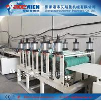 Wholesale heat insulation-PVC hollow Roof tile making machine from china suppliers