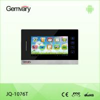 Wholesale 7 Metal Shell TCP/IP Android Video Door Intercom Indoor Monitor JQ-1076T from china suppliers