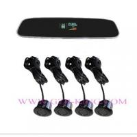 Wholesale Parking Sensor with VFD( colorful) display inside the mirror ( 4 sensors) from china suppliers
