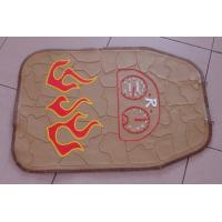 Wholesale Logo Printed Non Slip Rubber Car Mats , Personalized Car Floor Mats from china suppliers