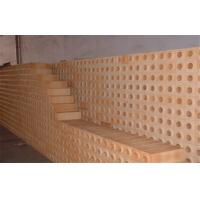 Wholesale Shaped Dry Pressed Kiln Refractory Fire Bricks Insulating Fireclay Block from china suppliers