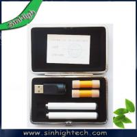 Quality Hot selling of disposable e cigarette 808D Double Battery Kit for sale