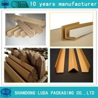 Wholesale 100% recycled paper corner, pallet corner for packaging,corner protectors for frames from china suppliers