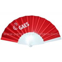 Birthday Celebrations / Holiday Parties Hand Held Fabric Fans Decorative