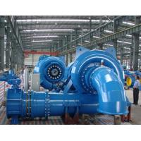 Buy cheap Small hydro Turbine and Water Turbine Electrical Generator For Hydro Power Plant Project from Wholesalers