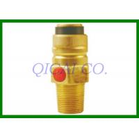 Wholesale V204 Natural Gas Cylinder Straight Valve , CSA / ETL Certification from china suppliers