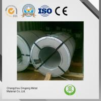 China Zero / Minimized Spangle Aluminum Zinc Coated Steel , Cold Rolled Aluminum Coated Steel on sale