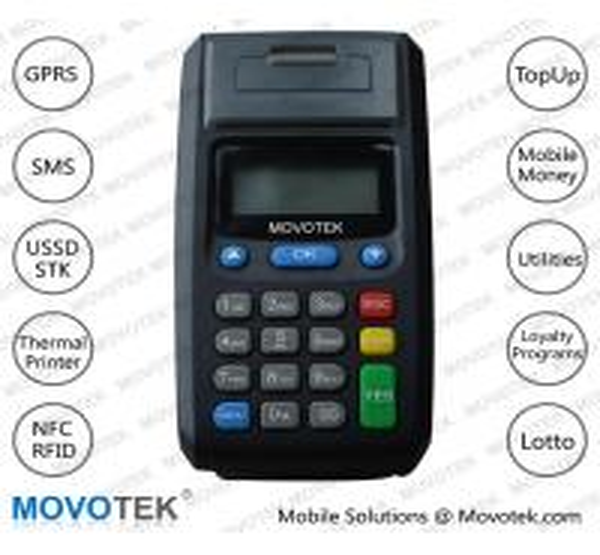 Movotek MIL300 Airtime Vending Terminal