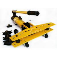 Wholesale SWG Aluminum Hydraulic Busbar Bending Machine Fixed Structure from china suppliers