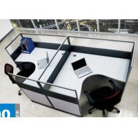 Buy cheap 20mm thick office partition aluminium profile,#S200 from Wholesalers