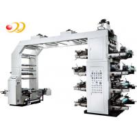 Wholesale High Speed  8 Colors 1000mm  Flexo Printing Machine For Pe Activities from china suppliers