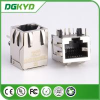 GP 21.3mm Tap Down RJ45 shielded connector without Transformer , Net Card Used