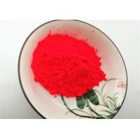 China Fluorescent Red Pigment Powder , Uv Reactive Pigment For Aerosol Paints on sale