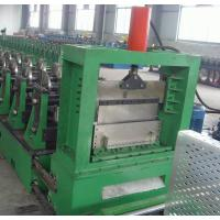 Wholesale Galvanized Steel Cable Tray Roll Forming Machine Perforated Type 100-600mm from china suppliers