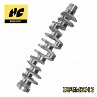 Wholesale BF6M2012 04284386 Deutz Engine Spare Parts Iron Material Crankshaft Standard Size from china suppliers