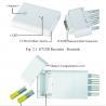 Buy cheap 12 Lead Bluetooth 2*AA Battery Mini Ecg Machine from wholesalers
