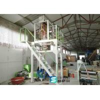 Wholesale Garbage Bag Plastic Blown Film Machine Stable Bubble Frame Strong Sealing from china suppliers