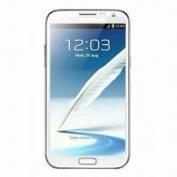 Wholesale 5.5-inch Smartphone, 3G, WCDMA/GSM Dual-mode Dual SIM, Android v4.0 OS, GPS, TV, Dual Camera from china suppliers