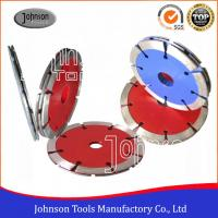 Sandwich Double Tuck Point Diamond Blades For Building Materials 65Mn