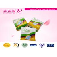 Wholesale 240mm 270mm 290mm Ladies Sanitary Towels Winged / Wingless Type Optional from china suppliers