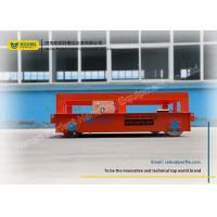 Wholesale Optimal Transportation Battery Transfer Cart / Heavy Duty Material Handling Carts from china suppliers