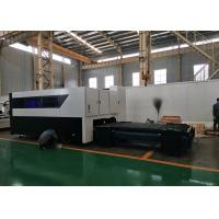 Wholesale IPG 4kw Fiber Laser Cutting Machine With IPG Resonator YLS-4000 from china suppliers