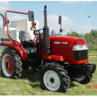 Wholesale 20hp agricultural 4wd wheel tractor jinma JM204E eec/epa certified diesel farm tractor from china suppliers