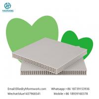 Wholesale plastic formwork manufacturer hollow plastic formwork from china suppliers