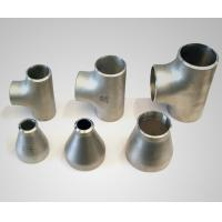 China 1''-24'' ASTM A403 WP321H Butt Weld Fittings Eccentric Reducer With BIS Certification on sale