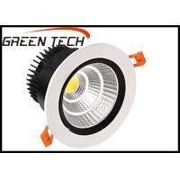 Wholesale 2 Inch White Recessed LED Down Light With Aluminum Alloy PC Cover 110V / 220V 3W from china suppliers