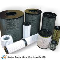Wholesale Industrial Filter|Stainless Steel Sintered Metal Mesh Filter for Sieve from china suppliers