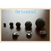 Wholesale 20-150mm Forging Steel Grinding Balls , Ball Mill Grinding Media from china suppliers
