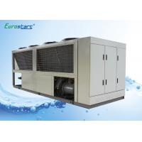 Wholesale Low Noise Food Grade Cooling Milk Air Cooled Water Chiller 16 KW R407C Gas from china suppliers