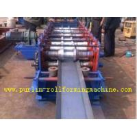 Quality Galvanized Automatic Seamless Gutter Machine , Rain Gutter Roll Forming Machinery for sale